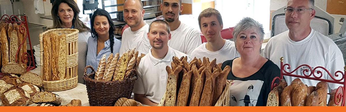 Reprise / création de boulangerie