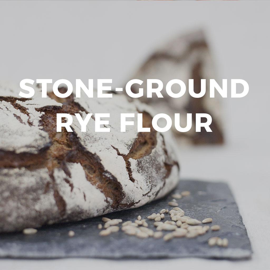Stone-ground-rye-flour